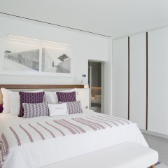 Отель Grace Santorini Номер Делюкс с различными типами кроватей
