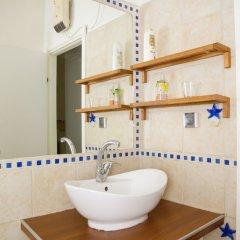 Апартаменты KAV Apartments-Ichilov Zikhron Yaakov St Тель-Авив ванная фото 2