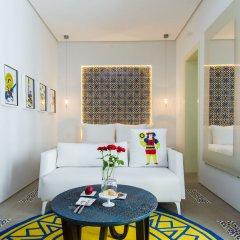 Отель Euphoriad Марокко, Рабат - отзывы, цены и фото номеров - забронировать отель Euphoriad онлайн комната для гостей фото 2