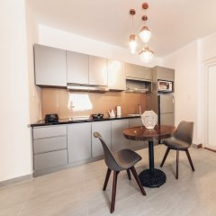 Апартаменты D3 Luxury Como Service Apartment NearD1 в номере