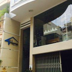 Отель iHome Nha Trang Вьетнам, Нячанг - 1 отзыв об отеле, цены и фото номеров - забронировать отель iHome Nha Trang онлайн вид на фасад