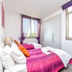 Отель Villa Imperial Кипр, Протарас - отзывы, цены и фото номеров - забронировать отель Villa Imperial онлайн комната для гостей фото 5
