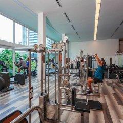 Ambassador Bangkok Hotel Бангкок фитнесс-зал фото 4