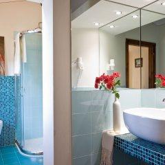 Отель Poderi Arcangelo Италия, Сан-Джиминьяно - 1 отзыв об отеле, цены и фото номеров - забронировать отель Poderi Arcangelo онлайн ванная фото 2