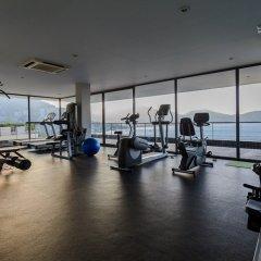 Отель IndoChine Resort & Villas фитнесс-зал