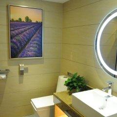 Отель Tianyu Hotel Китай, Гуанчжоу - отзывы, цены и фото номеров - забронировать отель Tianyu Hotel онлайн ванная