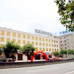 Weiman Business Hostel городской автобус