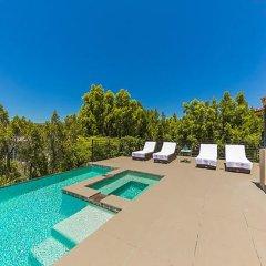 Отель Villa Gracie США, Лос-Анджелес - отзывы, цены и фото номеров - забронировать отель Villa Gracie онлайн бассейн фото 2