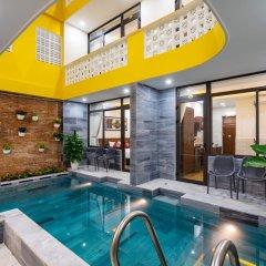 Отель The Lit Villa Хойан фото 33