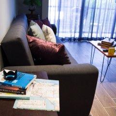 Отель Sonder Urban Stay Мексика, Плая-дель-Кармен - отзывы, цены и фото номеров - забронировать отель Sonder Urban Stay онлайн интерьер отеля