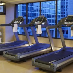 Отель Omni Mont-Royal Канада, Монреаль - отзывы, цены и фото номеров - забронировать отель Omni Mont-Royal онлайн фитнесс-зал
