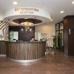 Отель Magnus Hotel Литва, Каунас - 13 отзывов об отеле, цены и фото номеров - забронировать отель Magnus Hotel онлайн интерьер отеля фото 2