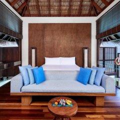 Отель Conrad Maldives Rangali Island Мальдивы, Хувахенду - 8 отзывов об отеле, цены и фото номеров - забронировать отель Conrad Maldives Rangali Island онлайн комната для гостей фото 5