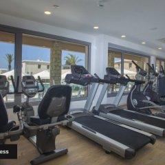 Отель St. Elias Resort & Waterpark – Ultra All Inclusive Кипр, Протарас - отзывы, цены и фото номеров - забронировать отель St. Elias Resort & Waterpark – Ultra All Inclusive онлайн фитнесс-зал фото 3