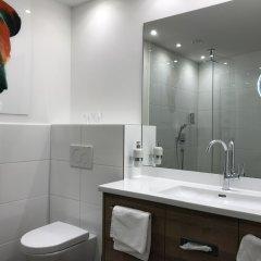 Отель Westside Hotel garni Германия, Мюнхен - отзывы, цены и фото номеров - забронировать отель Westside Hotel garni онлайн ванная