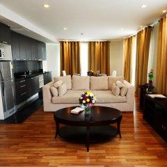 Отель Bless Residence Бангкок комната для гостей фото 2