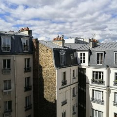 Отель Parc Hotel Франция, Париж - 1 отзыв об отеле, цены и фото номеров - забронировать отель Parc Hotel онлайн вид на фасад фото 3