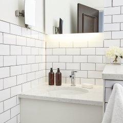 The Gregory Hotel ванная