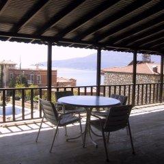 3T Hotel Турция, Калкан - отзывы, цены и фото номеров - забронировать отель 3T Hotel онлайн балкон