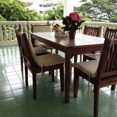 Отель Bann Somprasong Condominium Pattaya питание
