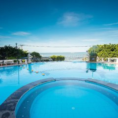 Отель Ky Hoa Hotel Vung Tau Вьетнам, Вунгтау - отзывы, цены и фото номеров - забронировать отель Ky Hoa Hotel Vung Tau онлайн бассейн