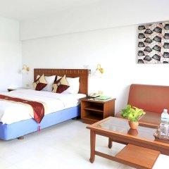 Отель OYO 845 L.A.Tower Hotel Таиланд, Бангкок - отзывы, цены и фото номеров - забронировать отель OYO 845 L.A.Tower Hotel онлайн комната для гостей фото 2