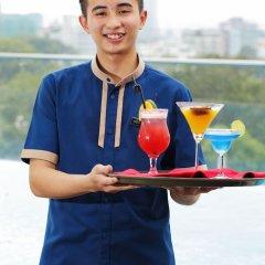 Отель Central Palace Hotel Вьетнам, Хошимин - отзывы, цены и фото номеров - забронировать отель Central Palace Hotel онлайн приотельная территория