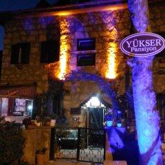 Yukser Pansiyon Турция, Сиде - отзывы, цены и фото номеров - забронировать отель Yukser Pansiyon онлайн гостиничный бар