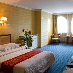 Wangfujing Da Wan Hotel комната для гостей фото 5