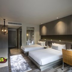 Hotel IKON Phuket 4* Улучшенный номер разные типы кроватей фото 5