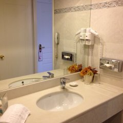 Grand Hotel Palace Салоники ванная
