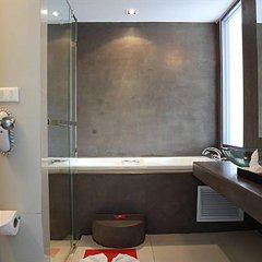 Отель The Houben - Adult Only ванная
