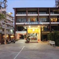 Отель Chitra Suite Паттайя фото 7