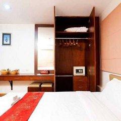 Отель Check Inn China Town By Sarida Таиланд, Бангкок - отзывы, цены и фото номеров - забронировать отель Check Inn China Town By Sarida онлайн сейф в номере