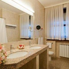 Отель Bettoja Mediterraneo ванная фото 2