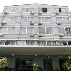 McCoy Beach Jomtien Pattaya Hostel балкон