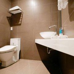 Tria Hotel ванная