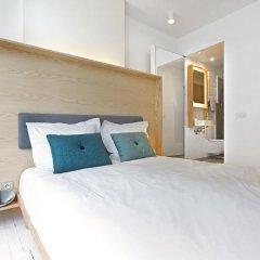 Отель Happy Guesthouse Брюссель комната для гостей фото 4