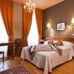 Отель Hôtel du Palais Bourbon Франция, Париж - отзывы, цены и фото номеров - забронировать отель Hôtel du Palais Bourbon онлайн комната для гостей фото 10