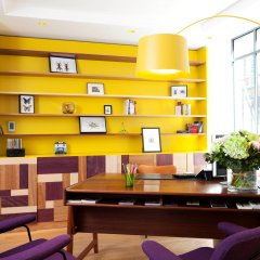 Hotel Crayon by Elegancia интерьер отеля