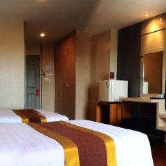 Отель Avana Bangkok Таиланд, Бангкок - отзывы, цены и фото номеров - забронировать отель Avana Bangkok онлайн удобства в номере фото 2