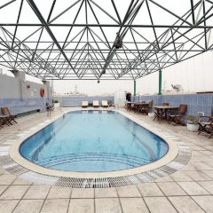 Sadaf Delmon Hotel бассейн
