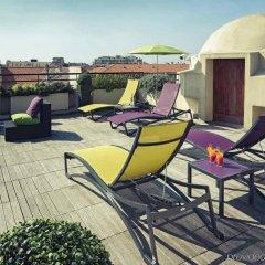 Отель Mercure Nice Centre Grimaldi Франция, Ницца - 5 отзывов об отеле, цены и фото номеров - забронировать отель Mercure Nice Centre Grimaldi онлайн бассейн
