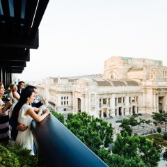 Excelsior Hotel Gallia, a Luxury Collection Hotel, Milan балкон