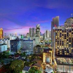 Отель Doubletree By Hilton Sukhumvit Бангкок балкон