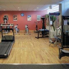 Отель Scandic Sjofartshotellet Стокгольм фитнесс-зал фото 3