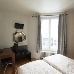 Отель Hôtel Du Globe 18 Франция, Париж - 1 отзыв об отеле, цены и фото номеров - забронировать отель Hôtel Du Globe 18 онлайн комната для гостей фото 5