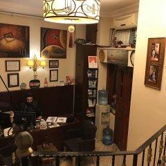 Berce Hotel Стамбул интерьер отеля фото 3