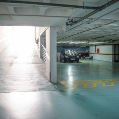 Отель Apartamentos Turisticos Atlantida парковка