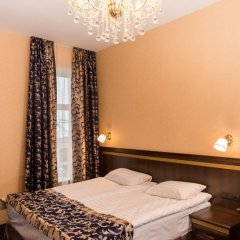 Гостиница Сапфир 3* Номер Делюкс с разными типами кроватей фото 2